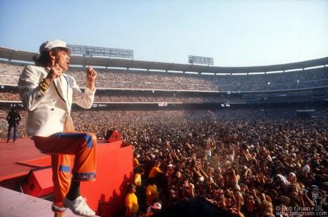 Mick Jagger, CA - 1978
