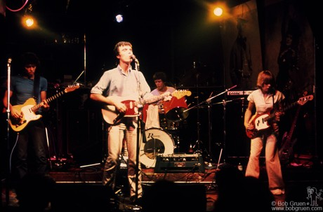 Talking Heads, NYC - 1977