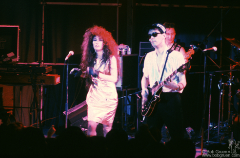Sheena and The Rokkets, Tokyo - 1987