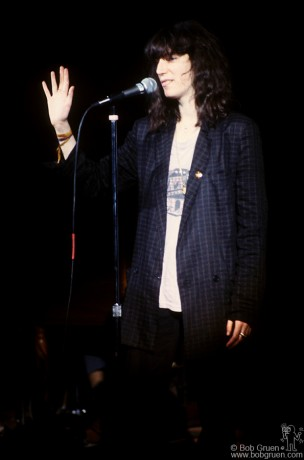Patti Smith, NYC - 1979