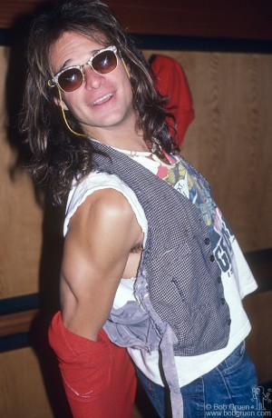 David Lee Roth, NYC - 1985