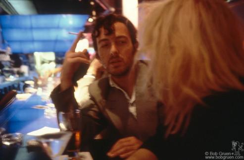 Joe Strummer, NYC - 1986