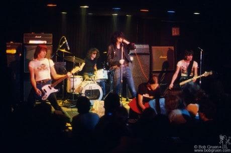Ramones, NYC - 1976