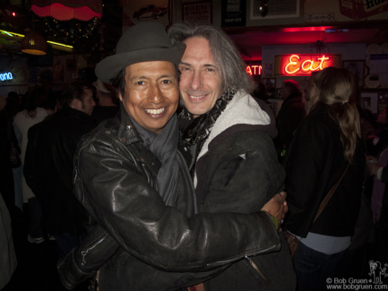 Alejandro Escovedo and Lenny Kaye, TX - 2010