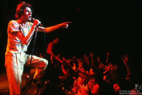 Bob Geldof, Tokyo - 1980