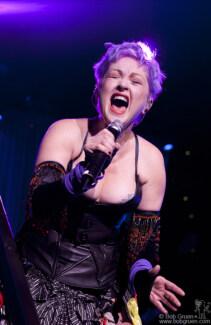 Cyndi Lauper, NYC - 2007