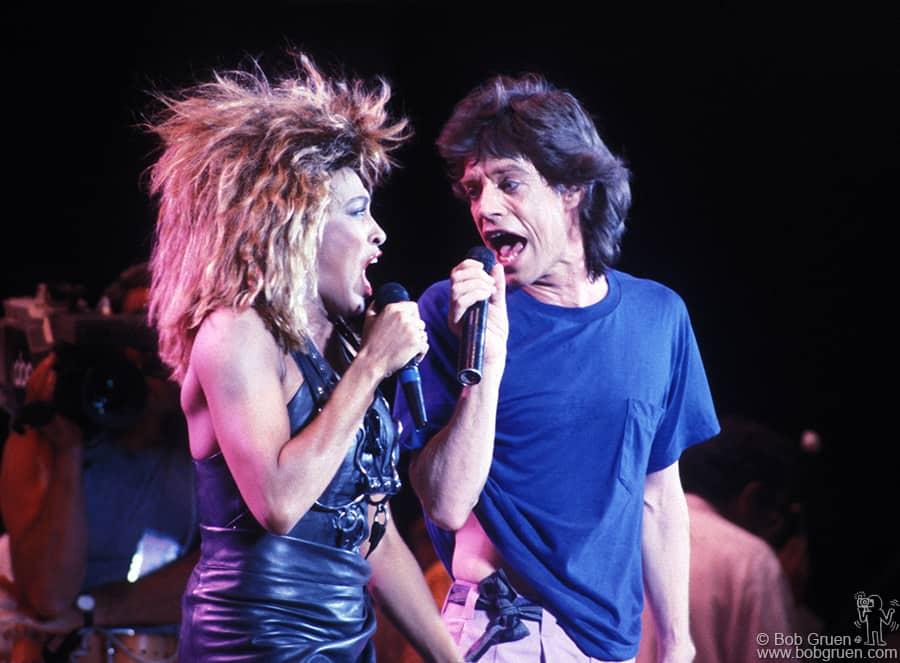 Mick Jagger 1980 Bob Gruen – Rolling ...