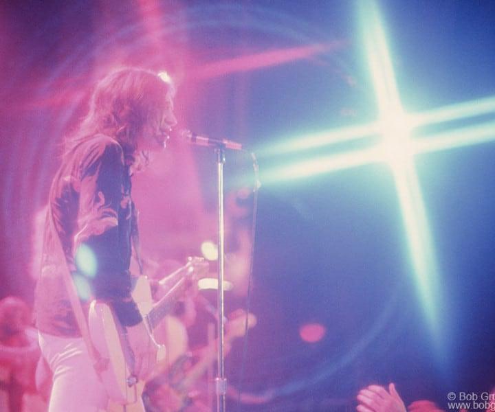 Kinks, Capitol Theatre, Passaic, NJ. November 3, 1972. <P>Image #: C-249  © Bob Gruen
