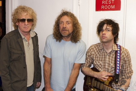 Ian Hunter, Robert Plant & Ryan Adams, NYC - 2006