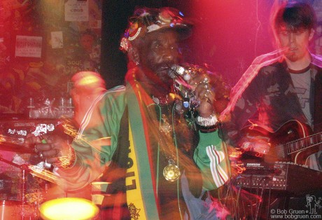 "Lee ""Scratch"" Perry, NYC - 2006"