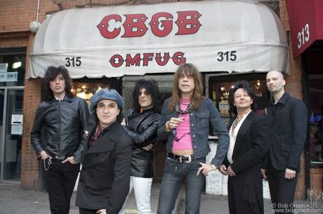 New York Dolls, NYC - 2006