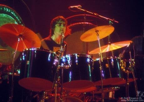 Keith Moon, GA - 1973