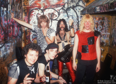 Spinal Tap, NYC - 1984