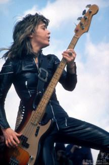 Suzi Quatro, MI - 1974