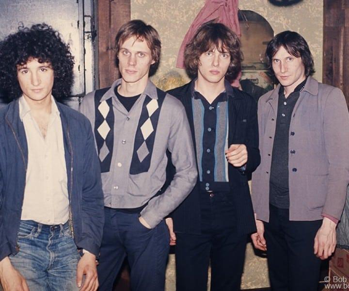 Television, CBGB, NYC. April 1976. <P>Image #: C-311 © Bob Gruen