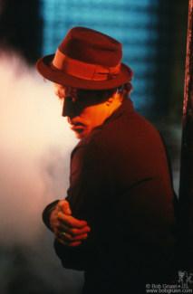 Tom Waits, NYC - 1985