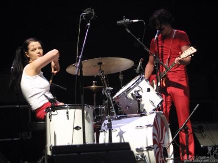 White Stripes, NYC - 2002