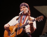 Willie Nelson, NYC - 1984