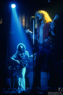 Jimmy Page and Robert Plant, NYC - 1975