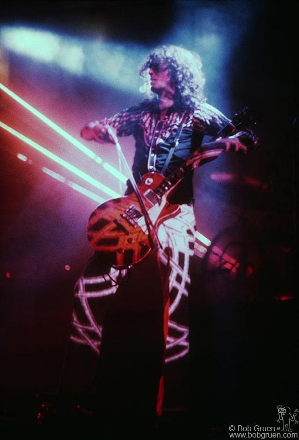 Bob Gruen Led Zeppelin