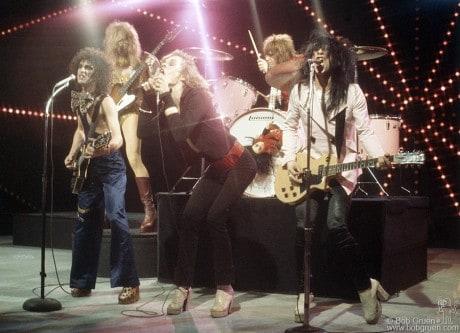New York Dolls, CA - 1973