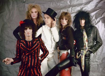 New York Dolls, NYC - 1973