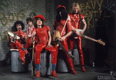 New York Dolls, NY - 1975