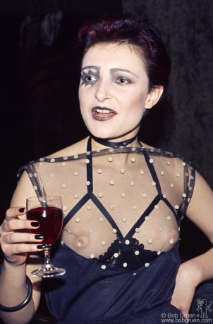 Siouxsie Sioux, London - 1976