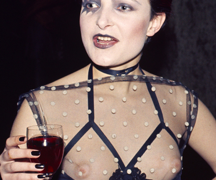 Siouxsie Sioux, London, England. October 1976. <P>Image #: C-75 © Bob Gruen