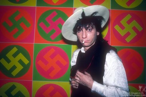 Johnny Thunders, NYC - 1986