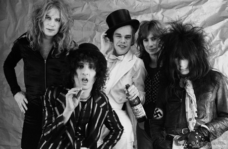 New York Dolls, NYC - 1973