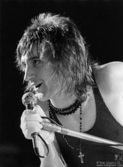 Rod Stewart, NYC - 1973