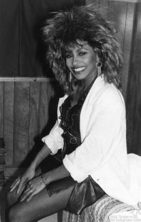 Tina Turner, PA - 1985