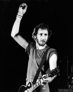 Pete Townshend, Cannes - 1979