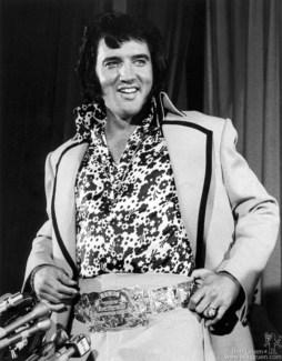 Elvis Presley, NYC - 1972