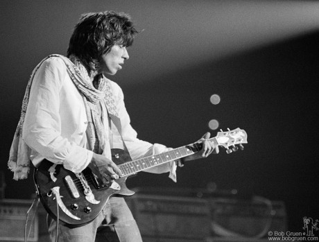 Keith Richards, LA - 1975