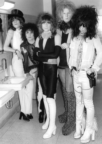 New York Dolls, CA - 1974