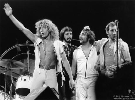 Who, NYC - 1976