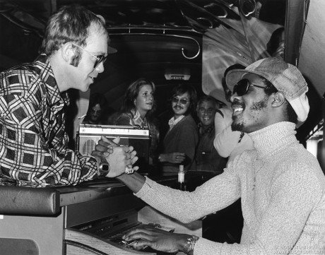 Stevie Wonder, Suzie Carnel & Stevie Wonder, MA - 1973