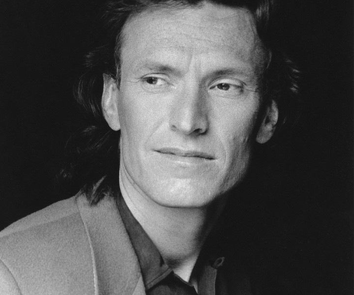 Steve Winwood, NYC. May 1986. <P>Image #: R-255 © Bob Gruen
