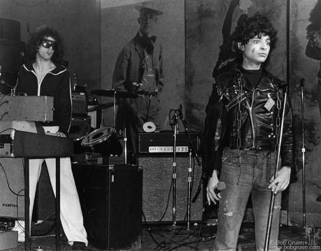 Suicide, NYC - 1977