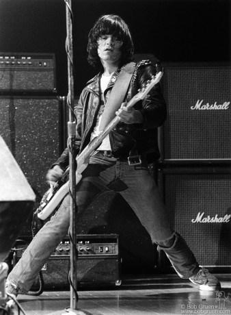 Dee Dee Ramone, PA - 1978
