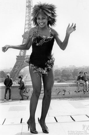 Tina Turner, Paris - 1984
