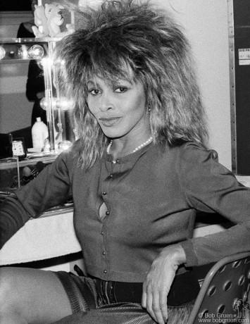 Tina Turner, NY - 1987