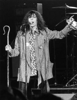 Patti Smith, PA - 1978