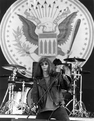 Joey Ramone, NYC - 1996