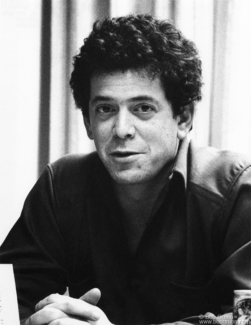 Lou Reed, NYC - 1981