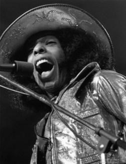 Sly Stone, NYC - 1973