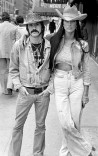 Sonny Bono and Cher, NYC - 1973
