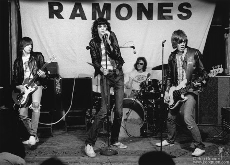 Ramones, NYC - 1975